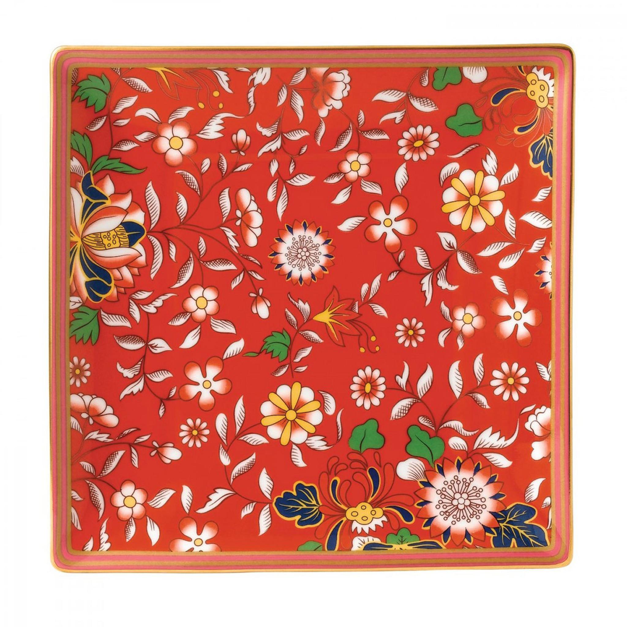Large Multicolor Carolines Treasures 7501TH68 Dachshund Leash Holder or Key Hook