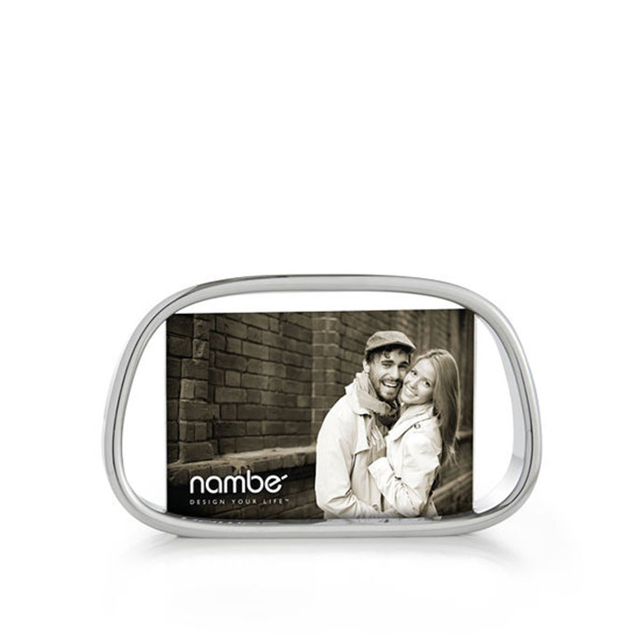 4 x 6 Nambe Hayden Picture Frame
