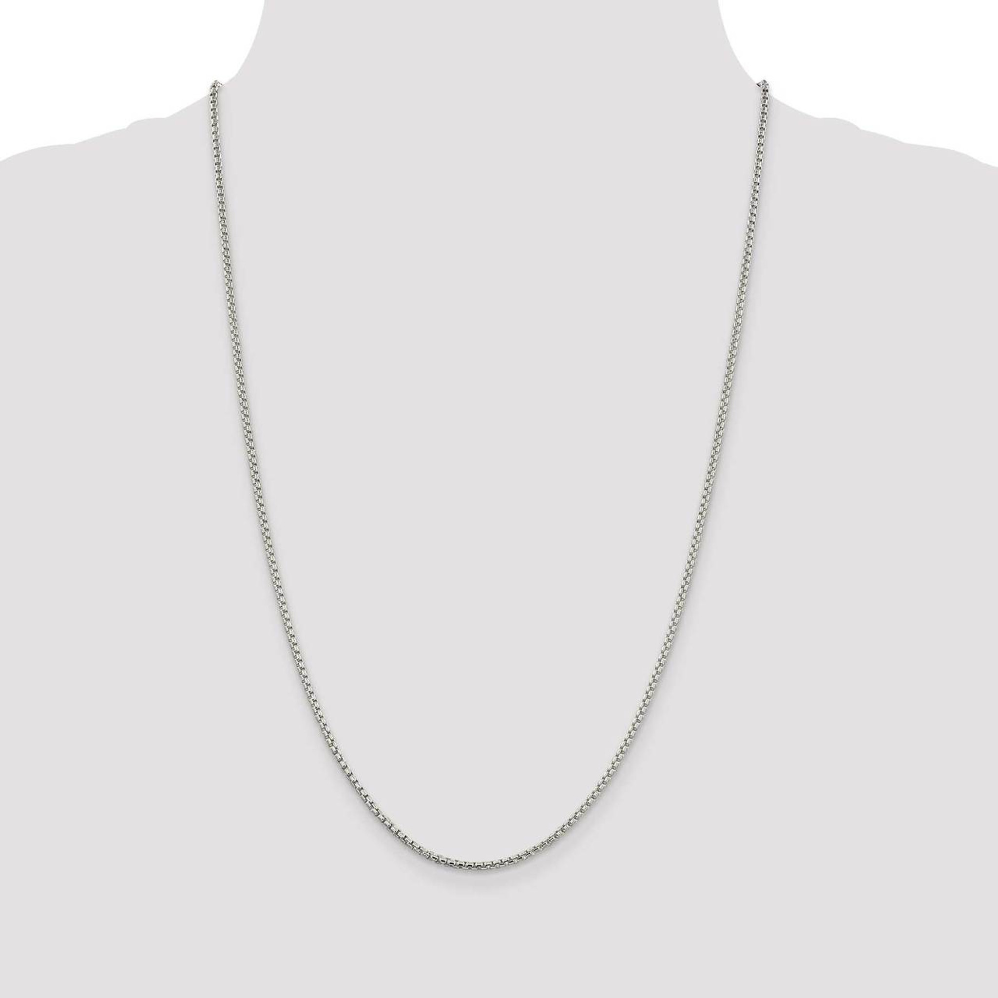 Sterling Silver Chain 18