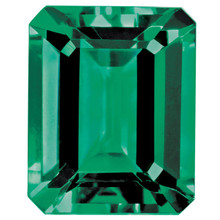 Mount Saint Helens 10 x 8 Emerald-Cut Gemstone MPN: MS10E