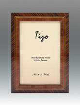 Tizo Middle Line 8 x 10 Inch Wood Picture Frame, MPN: ANTBRN2-80