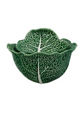 Bordallo Pinheiro Cabbage Green Natural Tureen L MPN: 65007034 EAN: 5600876077646