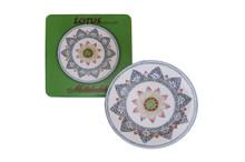 Mottahedeh Lotus Picnic Set Set of 4, MPN: T8200.