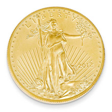 22k Gold 1oz American Eagle Coin, MPN: 1AE, UPC: 191101636875