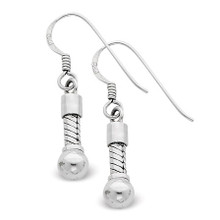 Short Earring - Sterling Silver QRSER1