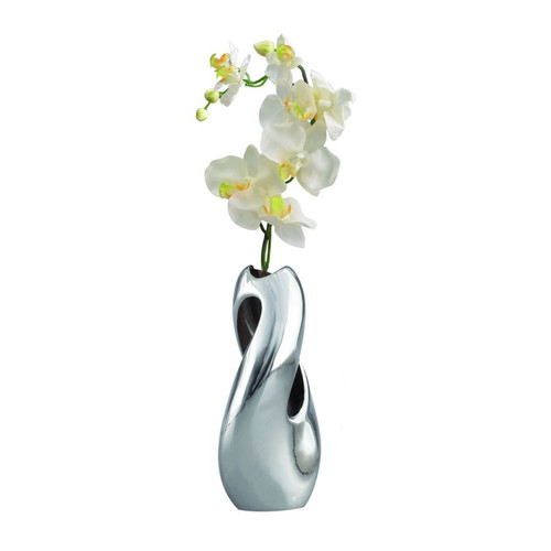 Nambe Pebble Twist Bud Vase Mt0590 Homebello