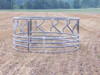 Heavy Galvanized Round Bale Feeder