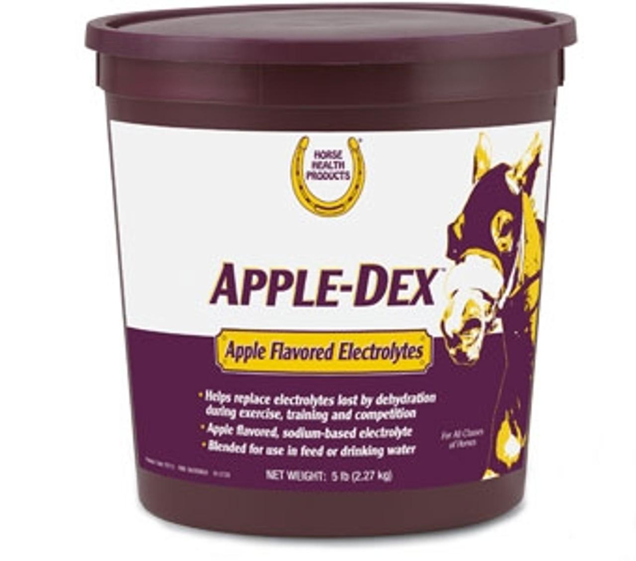 Apple-Dex Electrolytes