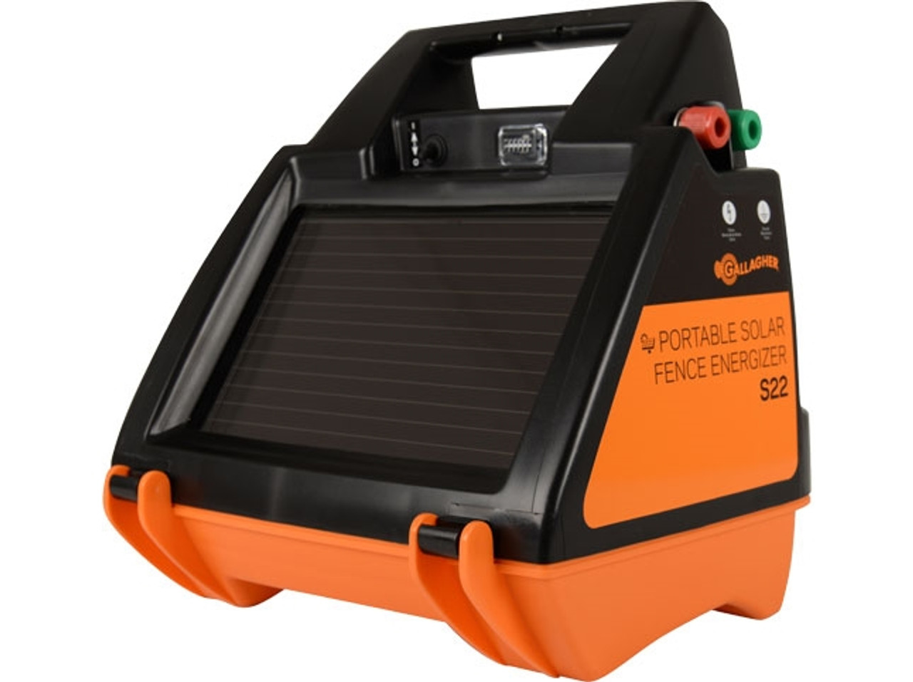 Gallagher S22 Solar Charger
