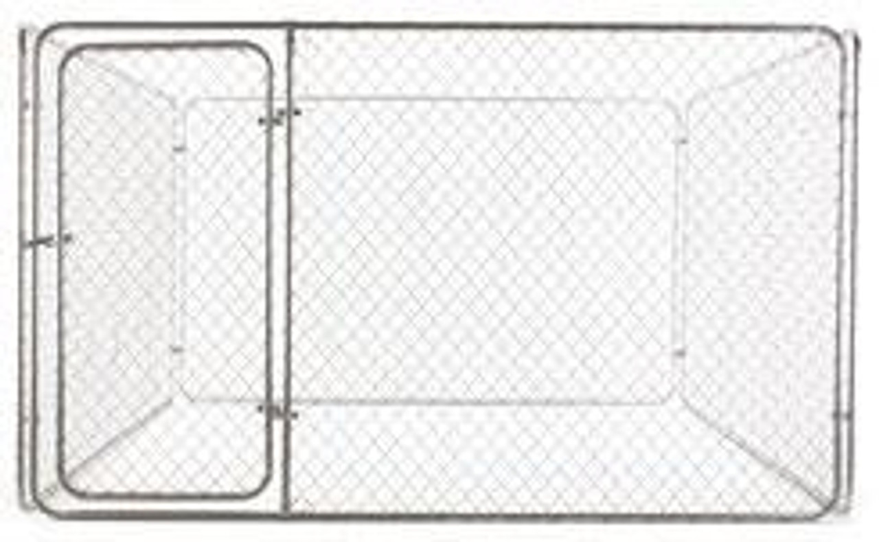 10' Kennel Front Only