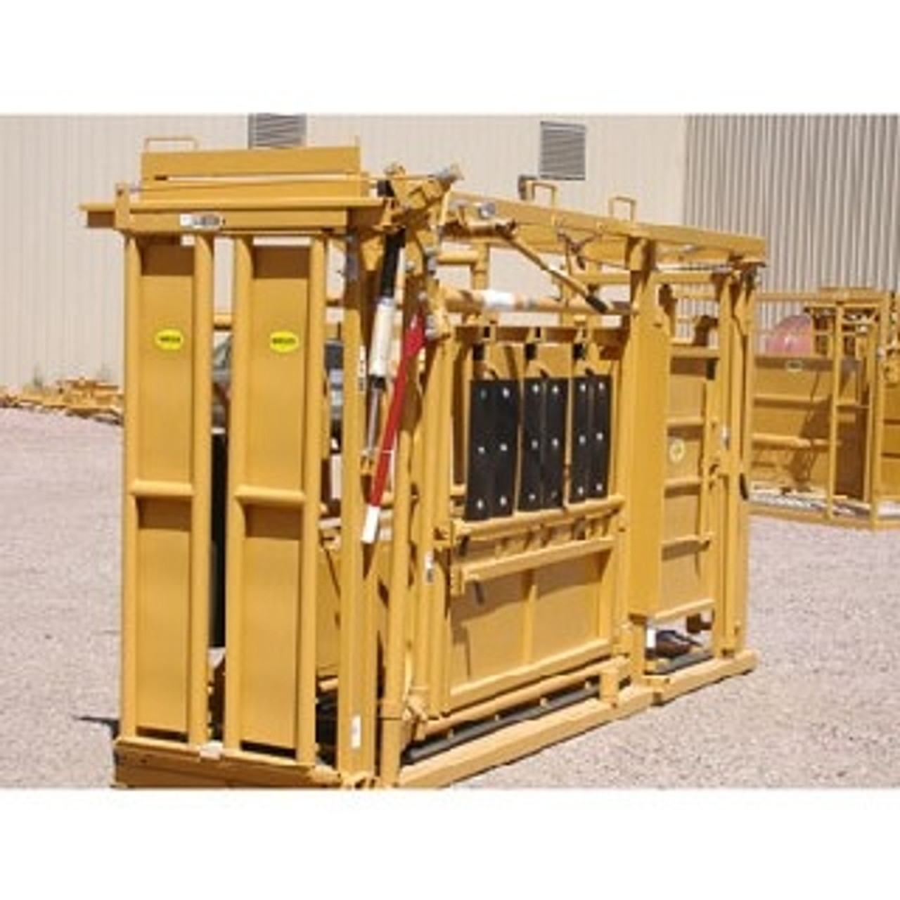 Sioux Steel Squeeze Chute