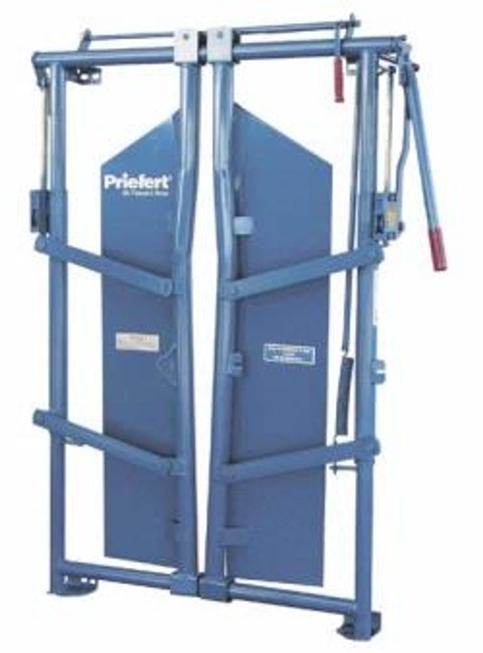 Priefert Model 91 Automatic/Manual headgate
