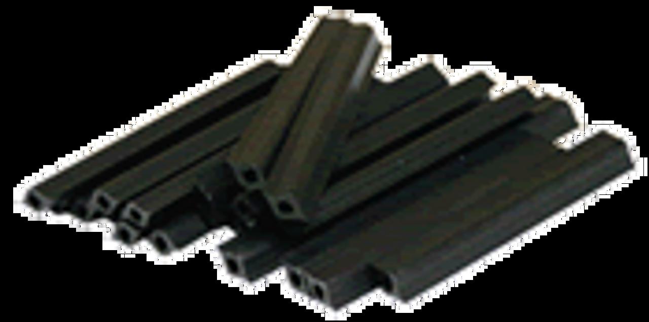 Flat Back Tube Insulator