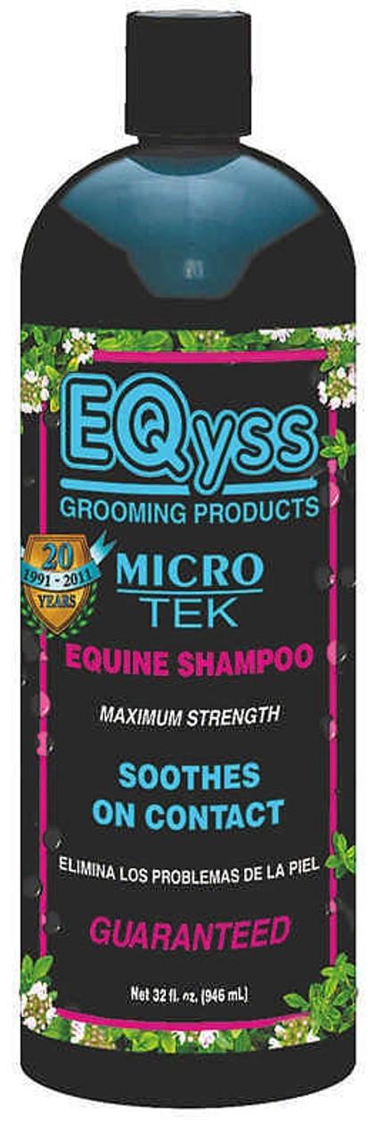EQyss Mirco Tek Equine Shampoo