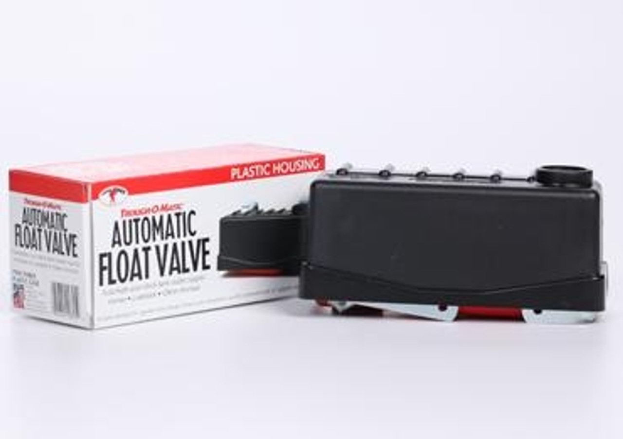 Trough-O-Matic Automatic Float Valve