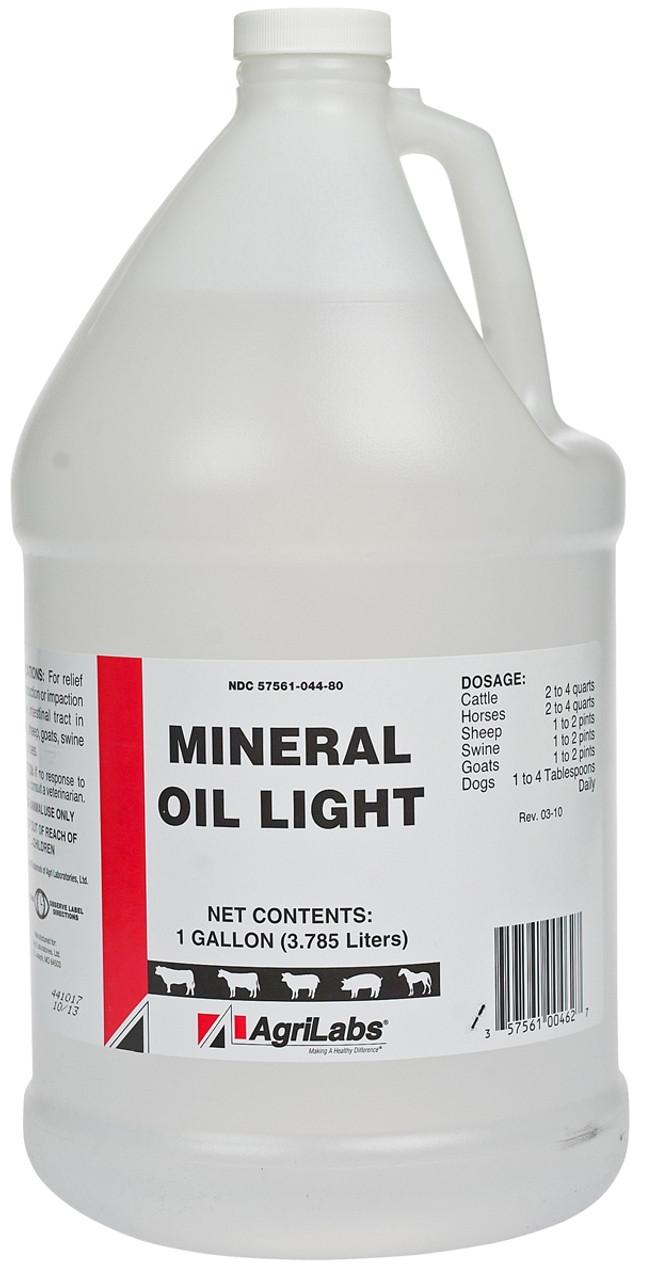 Mineral Oil Light
