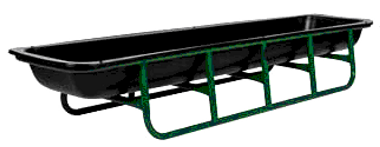 Bunk Feeder with Poly Liner