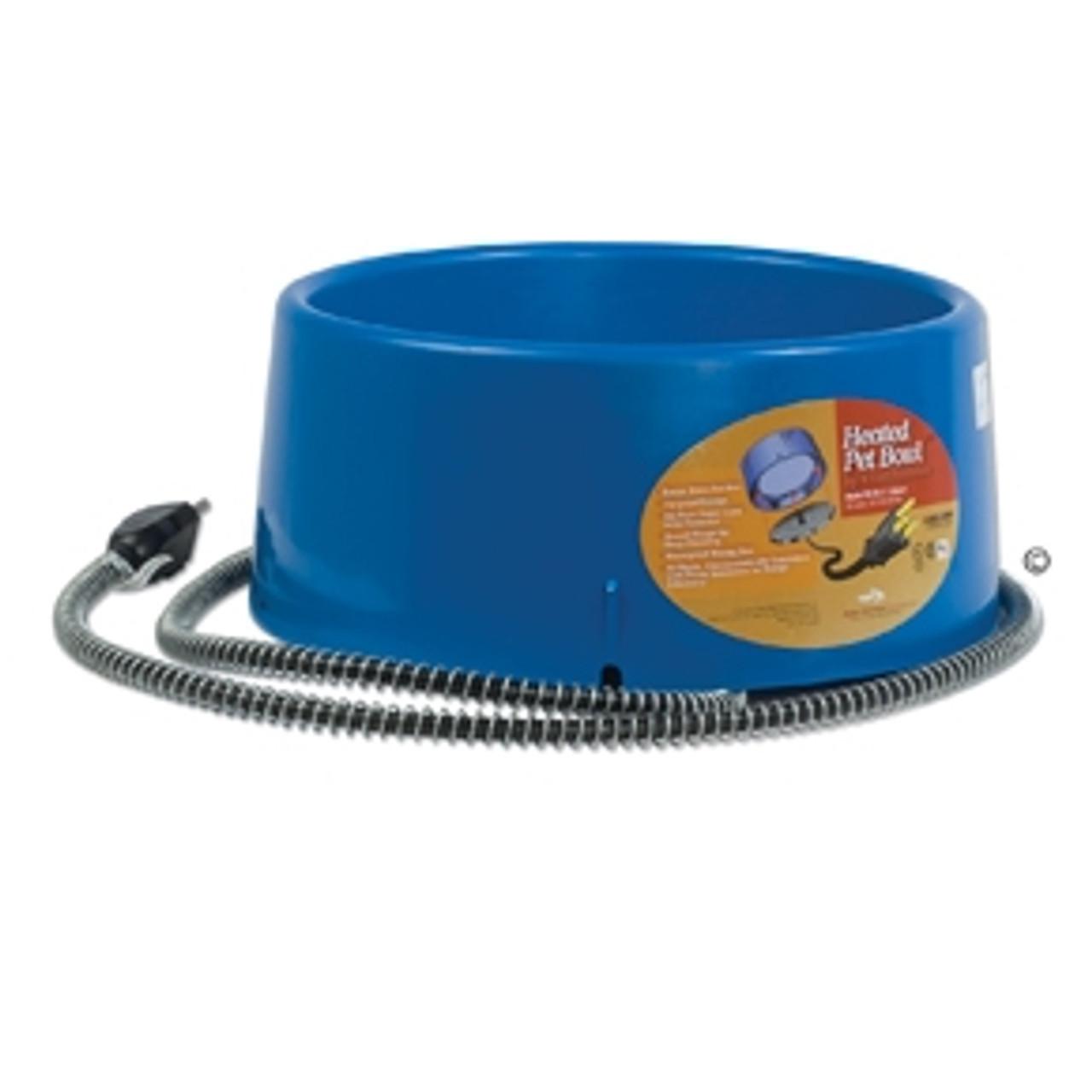 Heated Pet Bowl
