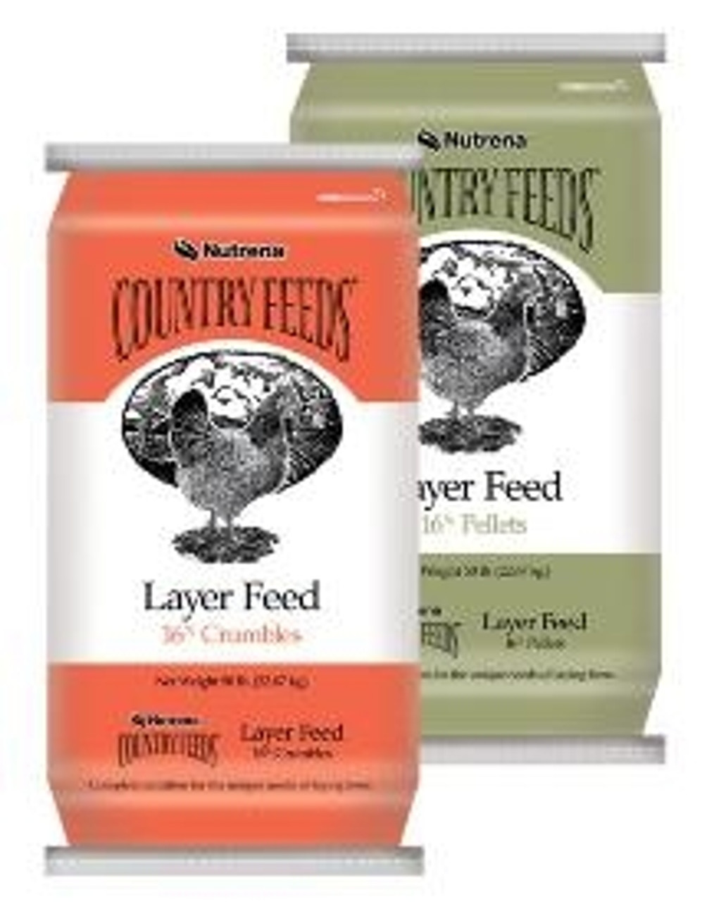 Nutrena Layer Feed