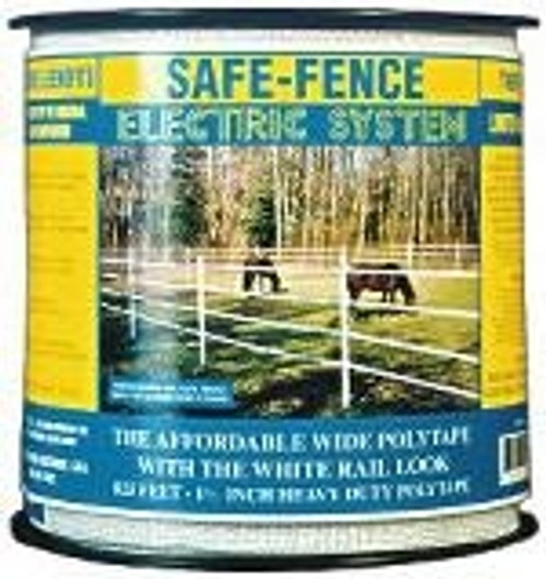 825 ft Electric 1 1/2 inch Polytape