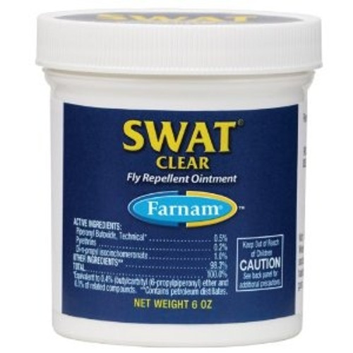 Swat Clear Fly Repellent Ointment