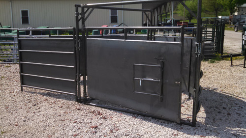 HerdPro Sheeted Crowding Tub