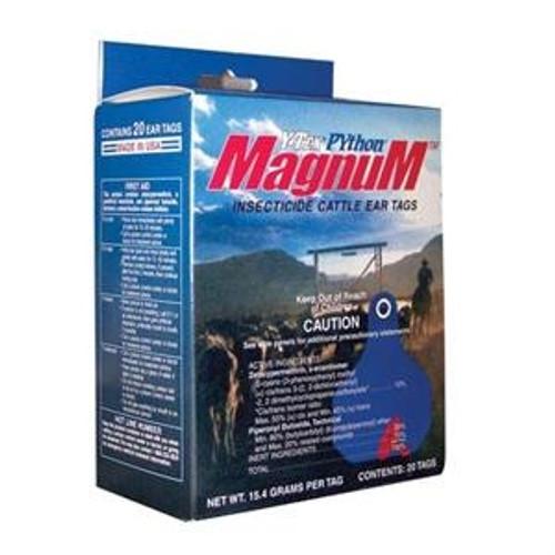 Y-Tex Python Magnum Tags