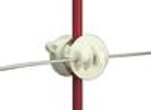 Screw-On Rod Insulator