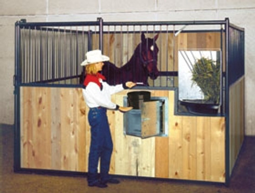 Horseman's Choice Stall Fronts