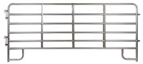Galvanized Corral Panel