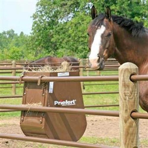 Priefert Hay & Grain Feeder