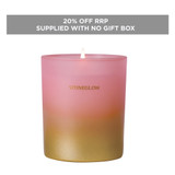 Seasonal Collection - Cranberry & Cassis - Scented Candle (No Packaging)