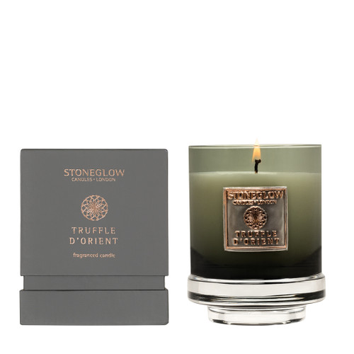 Metallique Collection - Truffle D'Orient - Scented Candle