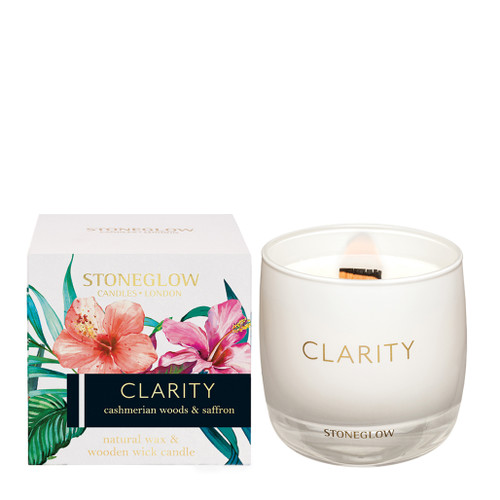 Infusions Clarity - Cashmerian Woods & Saffron Tumbler