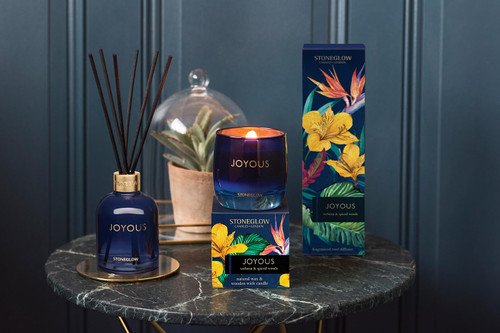 Infusion - Joyous - Verbena & Spiced Woods - Reed Diffuser 150ml