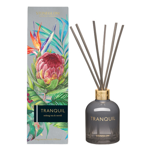 Stoneglow Candles - Infusion Tranquil Oolong Tea & Neroli Reed Diffuser