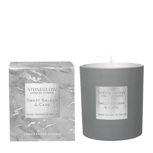 Luna - Sweet Balsam & Cade - Scented Candle - Boxed Tumbler