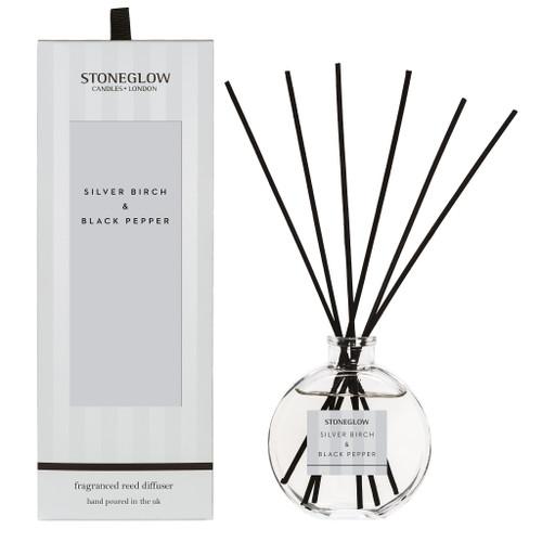 Modern Classics NEW - Silver Birch & Black Pepper Diffuser