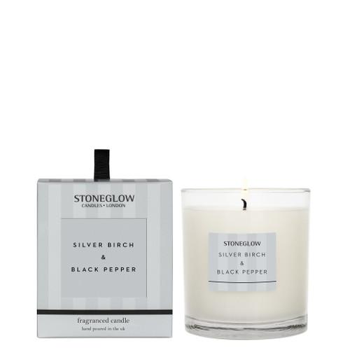 Modern Classics NEW - Silver Birch & Black Pepper Tumbler