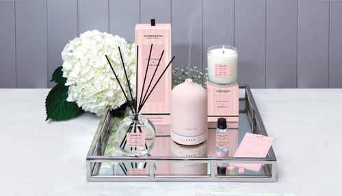 Modern Classics - Pink Peony & Gardenia - Reed Diffuser 120ml
