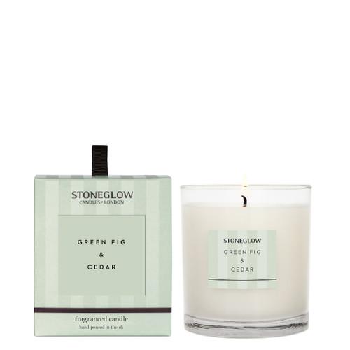 Modern Classics  Green Fig & Cedar Tumbler