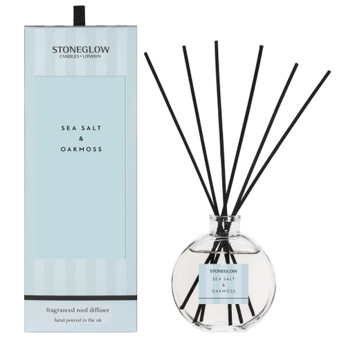 Modern Classics Sea Salt & Oakmoss 120ml Diffuser
