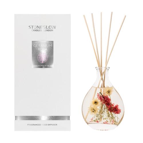 Nature's Gift - Geranium Rosa - Reed Diffuser 180ml