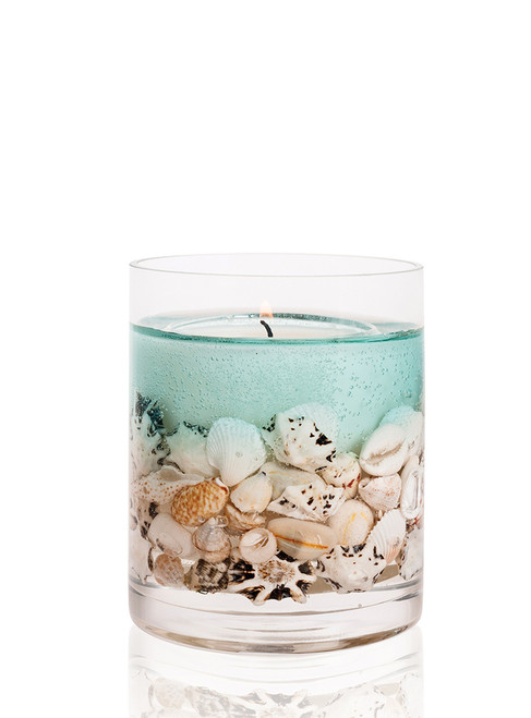Nature's Gift - Ocean - Natural Wax Scented Candle - Gel Tumbler