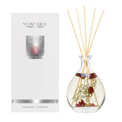 Nature's Gift - Red Rose - Reed Diffuser 180ml