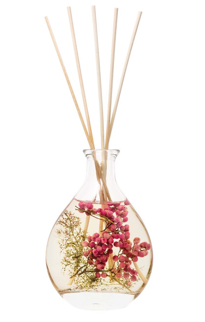 Nature's Gift Pink Pepper Flowers Reed Diffuser 180ml