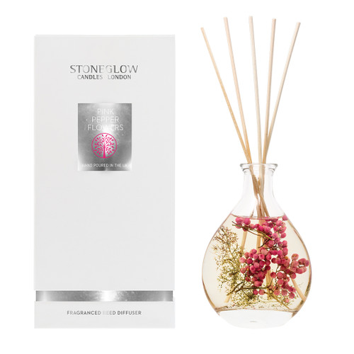 Nature's Gift Pink Pepper Flowers Diffuser
