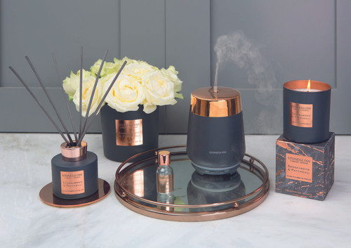 Luna - Sandalwood & Patchouli - Scented Candle - 3-Wick Boxed Tumbler (Large)