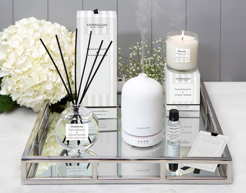 Modern Classics - Pomegranate & Spiced Woods - Reed Diffuser 120ml