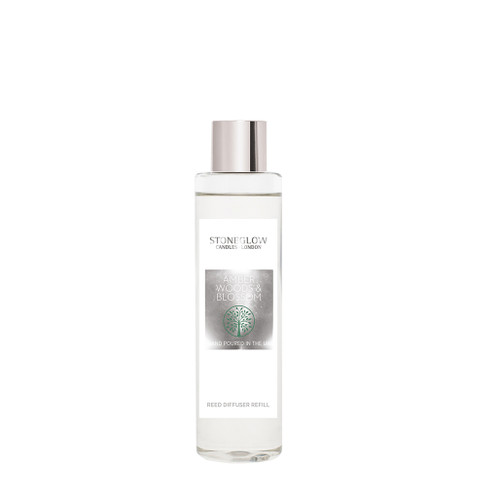 Nature's Gift  Amber Woods & Blossom Diffuser Refill